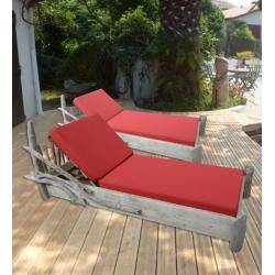 Location Transats Sun Bed
