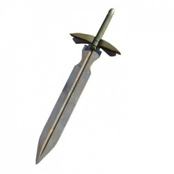 Knight Yvain sword
