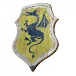 Bouclier du chevalier Bohort