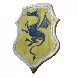 Shield of the knight Bohort