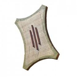 Shield of the knight Galahad
