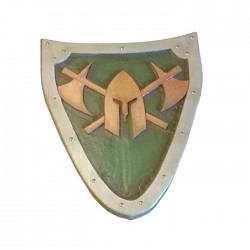 Escudo de caballero sagremor