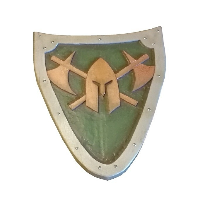 Bouclier du chevalier Sagremor
