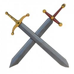 Epée double