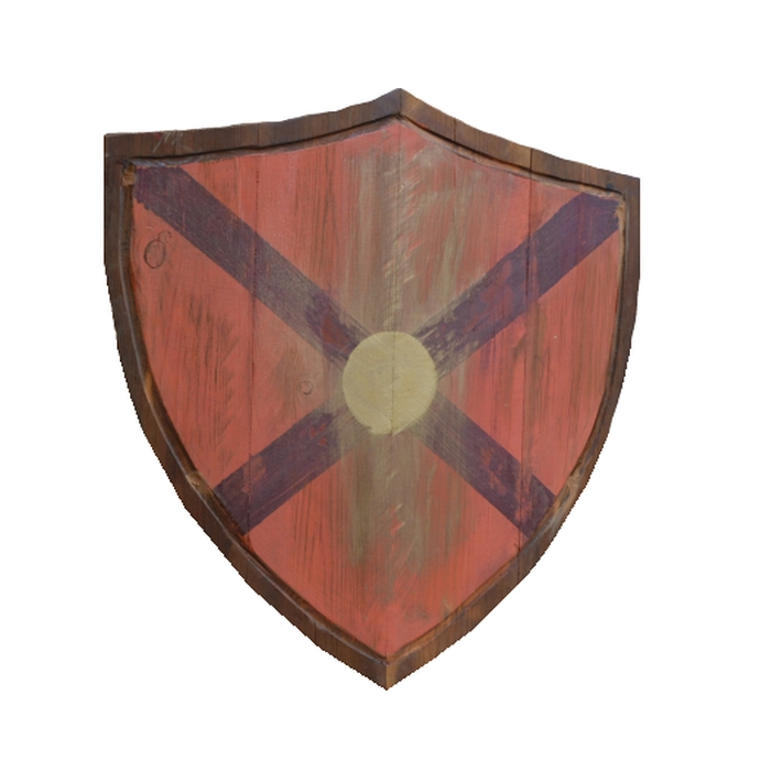 Bouclier du chevalier Baudegamus