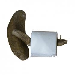 Porte rouleau de papier toilette