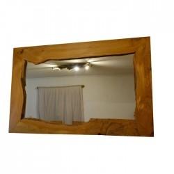ALASKAN Live Edge mirror