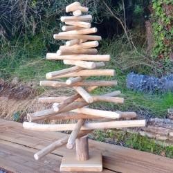 Teak Weihnachtsbaum 100 cm