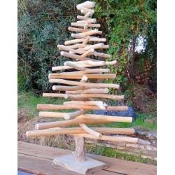 Teak Christmas tree 125 cm