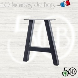 PIED TABLE METAL A