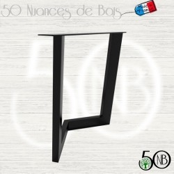 PIED TABLE METAL M