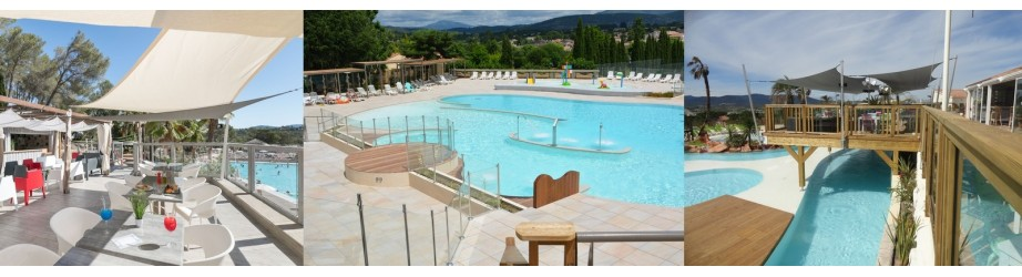 Barriere piscine et spa