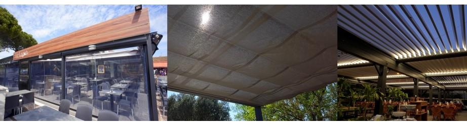 couvertures et fermetures terrasses