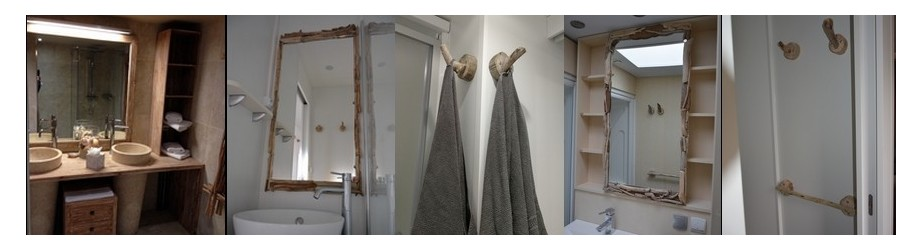 Décoration de la salle de bain